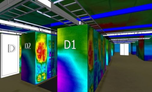 Electrical Infrared Testing - Static Image from 360 degree model