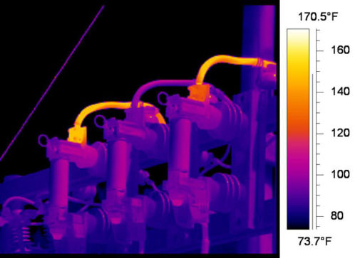 Electrical Infrared Testing - Switchgear